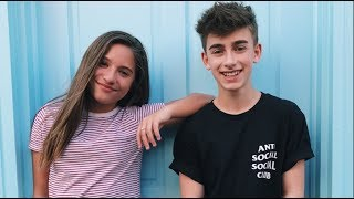 Something To Tell You Guys... (Johnny Orlando + Mackenzie Ziegler)