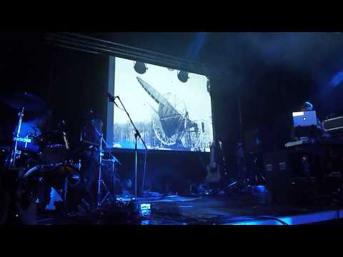 Public Service Broadcasting - Theme From PSB  - Liverpool Sound City - Saturday 3rd May 2014   Natio