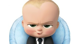 The Boss Baby, trailer /