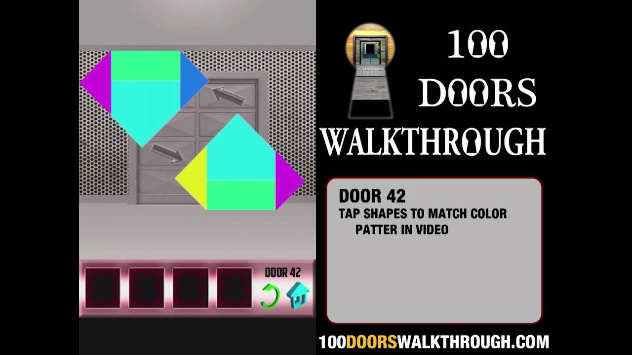 100 Doors X - Door 42 Walkthrough iPhone | 100 Doors X 42 | 100 Doors Walkthrough Cheats - YouTube  sc 1 st  YouTube & 100 Doors X - Door 42 Walkthrough iPhone | 100 Doors X 42 | 100 ... pezcame.com