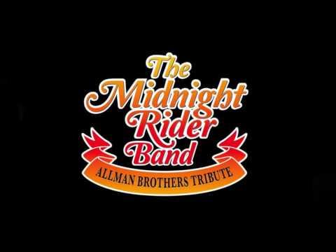 The Midnight Rider Band Promo X1