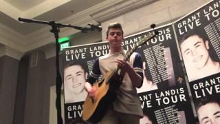 Sorry -Grant Landis Cover (Live Tour Portland)