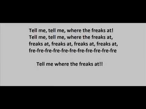 "Timmy Trumpet - ""Freaks"" feat. Savage (Lyrics)"