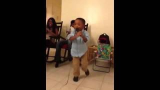 Josiah n Lane as Romeo n Usher