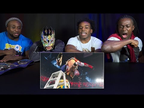 Thumbnail: The New Day and Kalisto rewatch their insane Ladder Match from WWE TLC 2015: WWE Playback