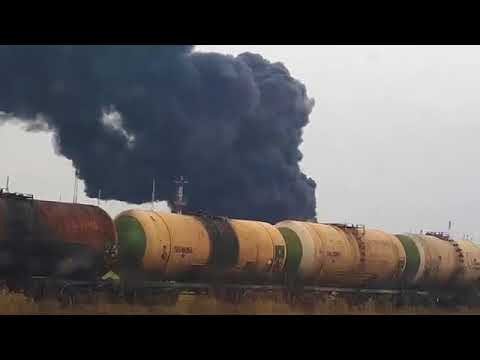 Взрыв в Кстове 5 октября