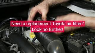 Cabin Air Filter for Toyota Mirai Matrix Land Cruiser Highlander Corolla Camry