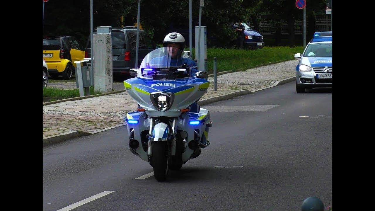Wail Horn! Neues VictoryKrad Verkehrspolizei Polizei