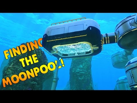 Subnautica - MOONPOOL FRAGMENTS LOCATION FOUND! - Let's Play Subnautica Gameplay & Highlights Part 8