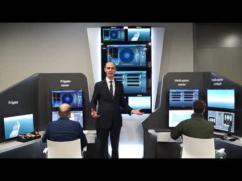 Training Solutions for Naval Collective Combat - Thales