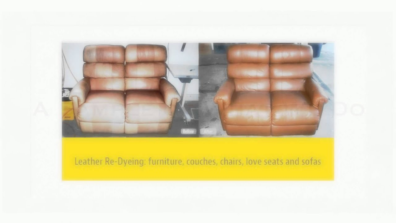 Sofa Leather Repair Toronto Custom Leather Repair Aurora Fibrenew Toronto West 647 223 2845