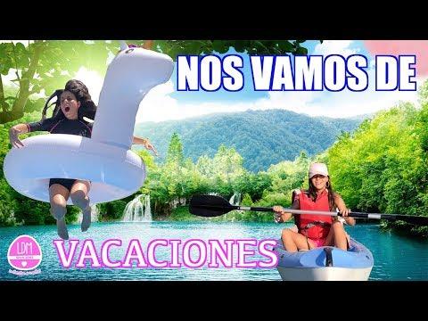 Nos vamos de vacaciones !!! Gana unas vacaciones en una cabaña en un árbol 🏕 LA DIVERSION DE MARTINA