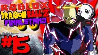 JIREN RACE ENTERS THE OTHERWORLD?!? | Roblox: Dragon Ball Z Final Stand (Jiren) - Episode 15