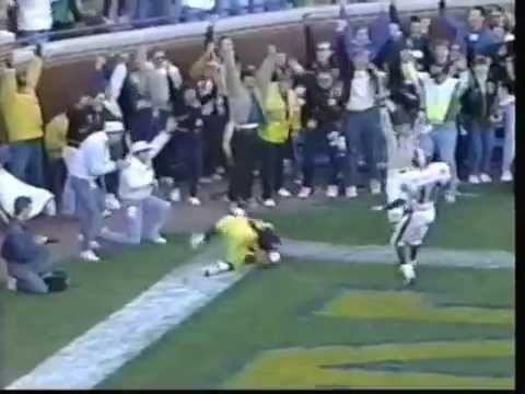 Desmond Howard tribute