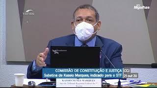"""Kassio Nunes fala sobre relação do tema """"aborto"""" e sua dissertação de mestrado"""