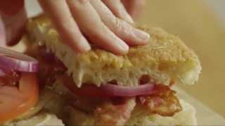 Chicken Recipe - How To Make Gourmet Chicken Sandwiches