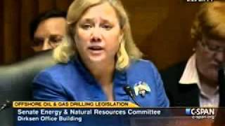 Sen. Mary Landrieu Fights for Drilling Permit Transparency