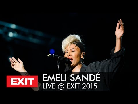 EXIT 2015 | Emeli Sande - Read All About It LIVE  (HQ Version)