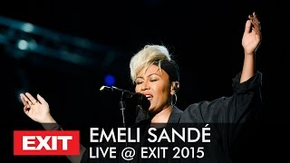 EXIT 2015 Live: Emeli Sande - Read All About It (HQ Version)