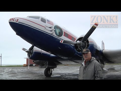 Why Alaska Uses Old Planes