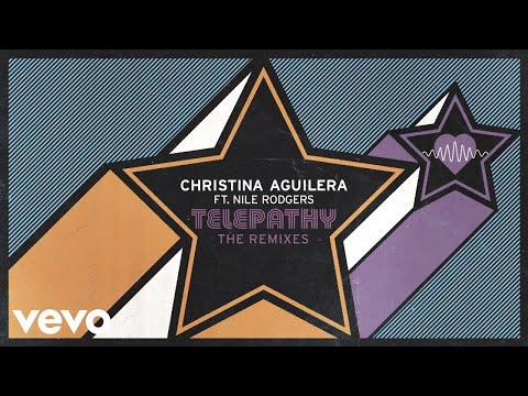 Christina Aguilera - Telepathy (Eric Kupper Radio Remix) [Audio] ft. Nile Rodgers