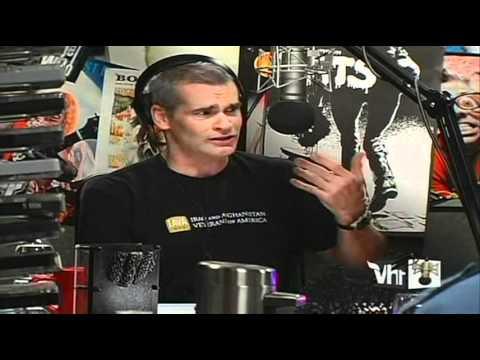 Henry Rollins On VH1's Free Radio