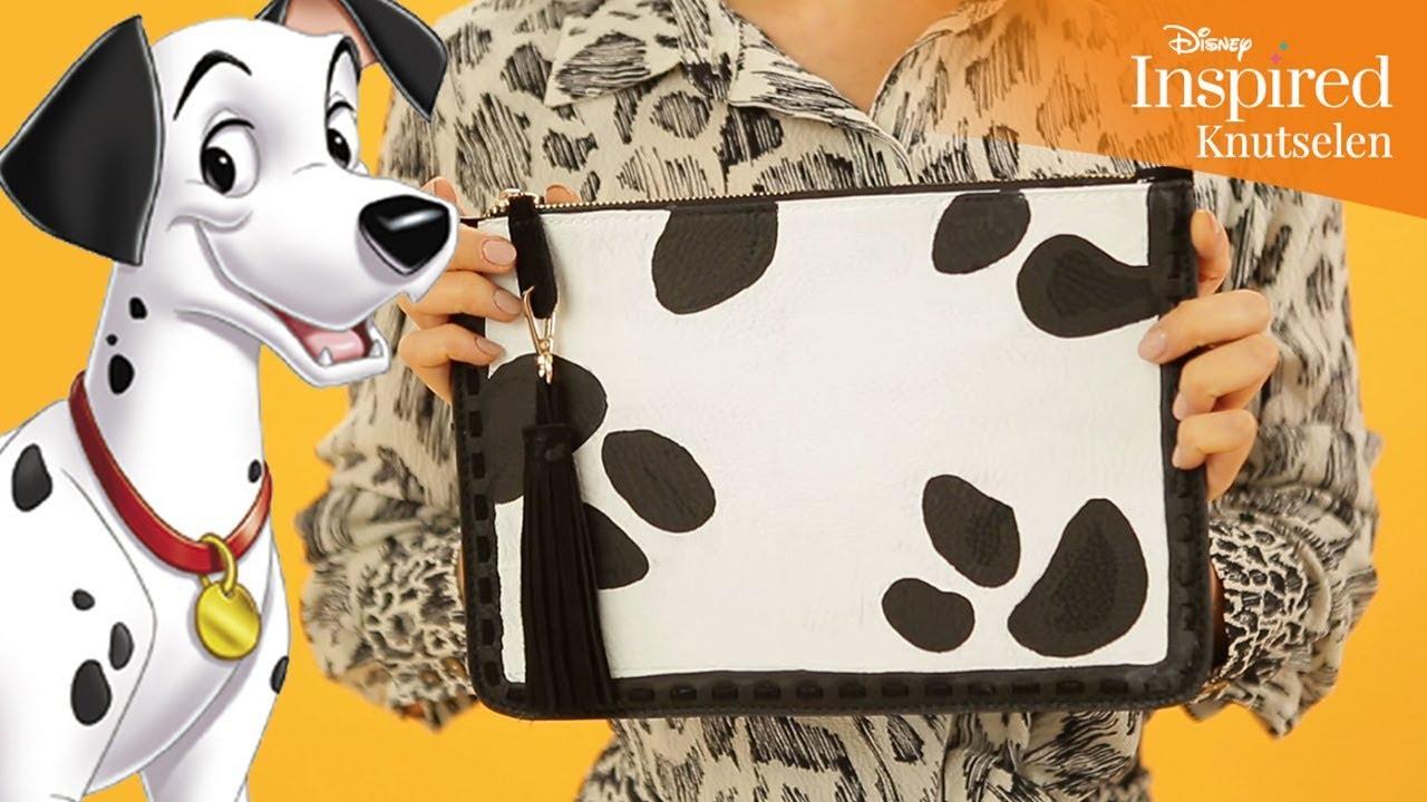 Betere Disney Inspired | Knutselen: 101 Dalmatians Tas | Disney NL - YouTube XB-13