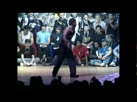 UK Sony World Bboy Championships 2002 pt8The Final;Dance Off