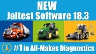 JALTEST SOFTWARE 18.3 US