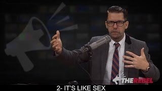 """""""It's like sex!"""" 10 Things I Love About Church"""