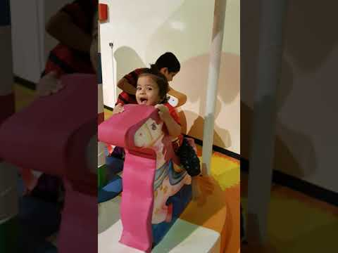 Children city Park Dubai : Krishna and Vishnu playing
