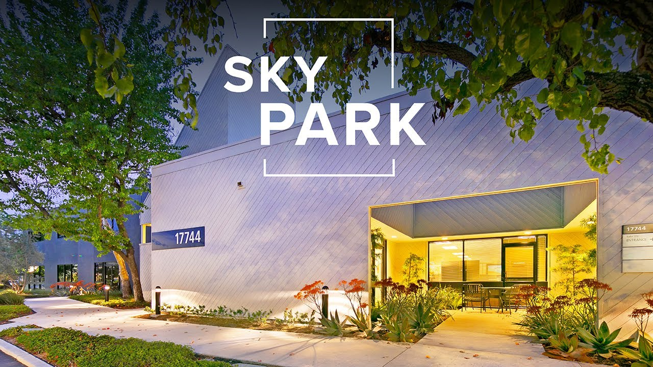 Sky Park Office Campus | 93% Leased | Strong Collections | Irvine Business Complex