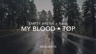 [EMPTY ARENA + RAIN] twenty one pilots - My Blood Video