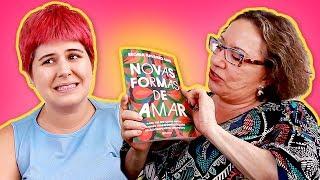 POLIAMOR? AMOR LIVRE? Conheça as NOVAS FORMAS DE AMAR ft. Regina Navarro Lins