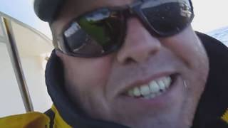 Fishing 152kg Halibut in Norway
