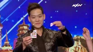 Andrew Lee Judges' Audition Epi 1 Highlights | Asia's Got Talent 2017