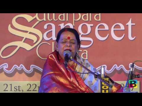 Prabhati Mukherjee~Piya Bholo Abhiman~Tabla~Dipankar Acharya