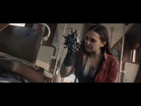 Quicksilver and Scarlet Witch Scenes-Age of Ultron streaming vf