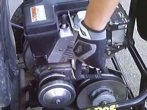 yerf dog go kart single seat 6 hp tecumseh