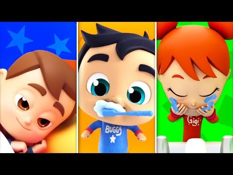 This Is The Way Nursery Rhymes For Kids | Songs For Children & Babies | Lagu Anak anak