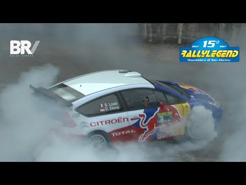 Rally Legend 2017 I ACTION and SHOW I