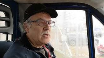 Pakettiautonkuljettaja Jarmon koskettava haastattelu