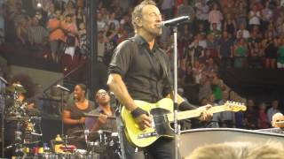 Bruce Springsteen - Highway To Hell / Born To Run - Adelaide 11 February 2014
