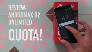 Review Smartfren ANDROMAX R2 : Unlimited QUOTA! (Indonesia)