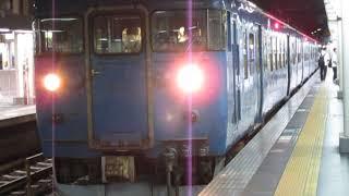 あいの風とやま鉄道413系(北陸地域統一色)金沢駅発車!※発車メロディーあり