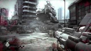 RAGE Dead City Trailer - Gameplay