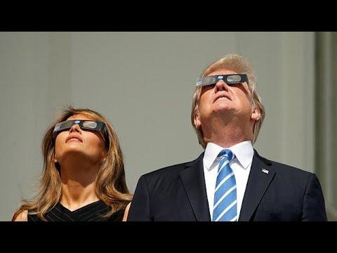 ABD'de güneş tutulması heyecanı