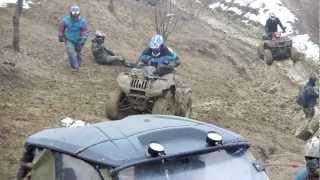 Iesire ATV ROMANIA Grup Ramnicu Sarat 16.02.2013 Part.5