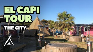 Dream Camping 360º | The City