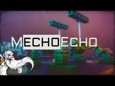 """PINCH IT AND FLIP IT!!!"" - MechoEcho - 1080p HD PC Gameplay Walkthrough"